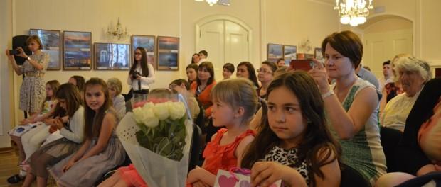 Mezinárodní den dětí v RSVK v Praze