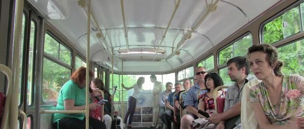 «Трамвай поэзии» проехал по Праге