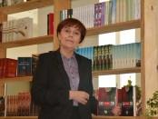 Jelena Čižovová a její román Čas žen