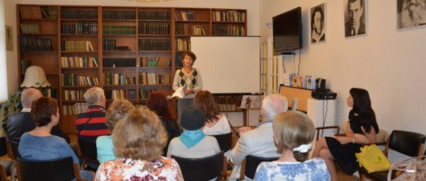 «Вечер памяти ушедших поэтов» в РЦНК в Праге