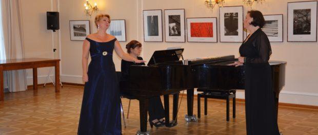 Концерт классической музыки «Встреча дуэтов» в РЦНК в Праге