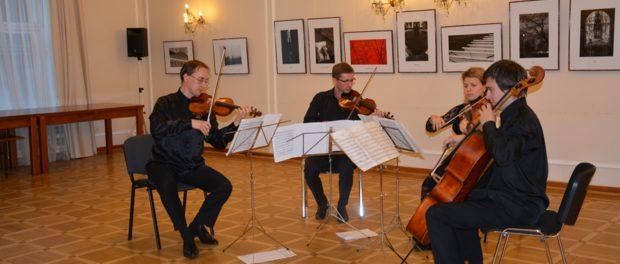 Koncert u příležitosti 110. výročí narození  Dmitrije Šostakoviče v RSVK v Praze