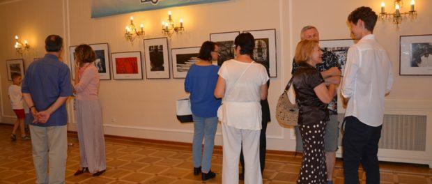 """Výstava fotografií """"Město, které je stále s tebou"""" v RSVK v Praze"""