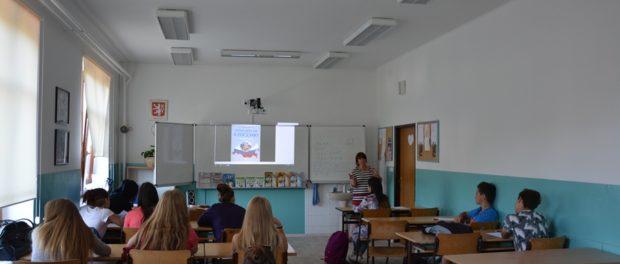 «День русского языка» и презентация российского образования для чешских студентов в Карловых Варах