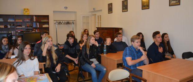 Европейский день языков на Курсах русского языка РЦНК в Праге