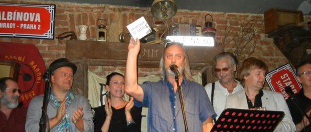 Концерт международного проекта «Мир Окуджавы» в Праге