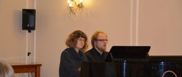 """Koncert """"Od klasiky do džezu"""" v RSVK v Praze"""