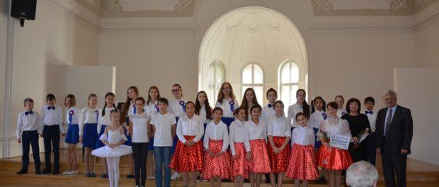 Mezinárodní festival dětských pěveckých a tanečních souborů vPříbrami