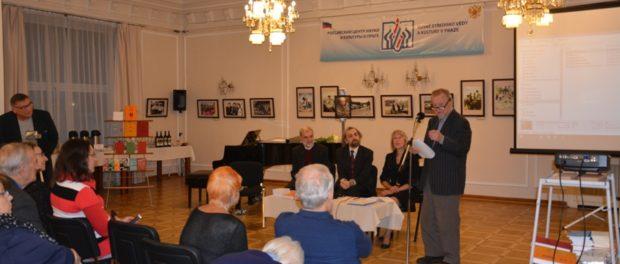 Večer věnovaný vzpomínce na Olega Maleviče vRSVK vPraze