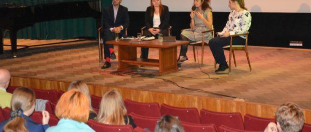Встреча русскоговорящей молодежи «Привет, студент» в РЦНК в Праге