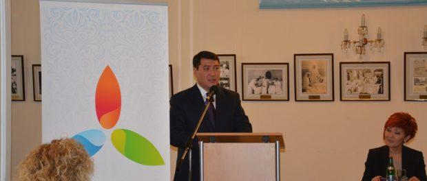 Презентация всемирной выставки «ЭКСПО 2017 – Астана» в РЦНК в Праге