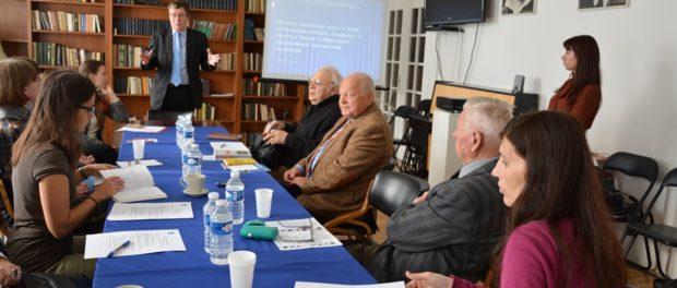 Семинар «Будущее русской книги в Чехии» в РЦНК в Праге