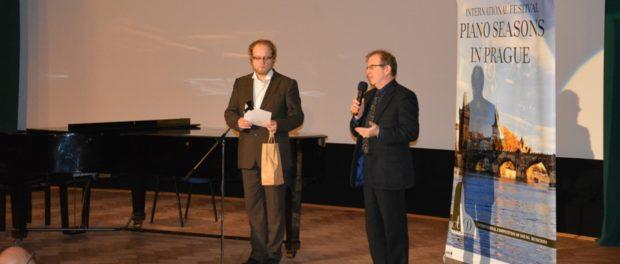 XII Международный музыкальный фестиваль имени Сергея Прокофьева в РЦНК в Праге