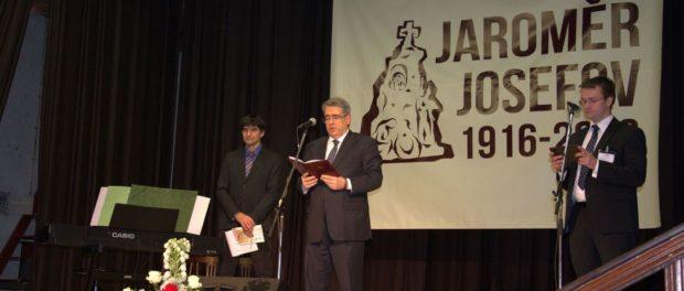 Мероприятия к 100-летию памятника  «Павшим за Отечество»  в чешском городе Яромерж