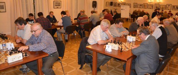 X Международный любительский шахматный турнир «Зимний гамбит 2016» в РЦНК в Праге