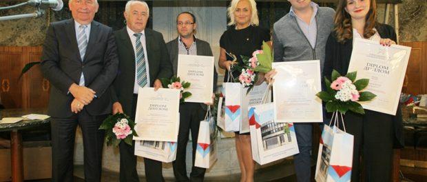 В Праге вручена Премия «Серебряный лучник»- Чехия.