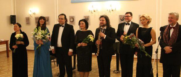 Koncert u příležitosti 100. výročí Eduarda Nápravníka vRSVK vPraze