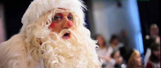 Московская Новогодняя Елка – 3 «Сюрпризы Дедушки Мороза» в РЦНК в Праге