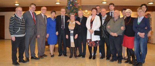 Дружеская встреча с ветеранами Россотрудничества в РЦНК в Праге