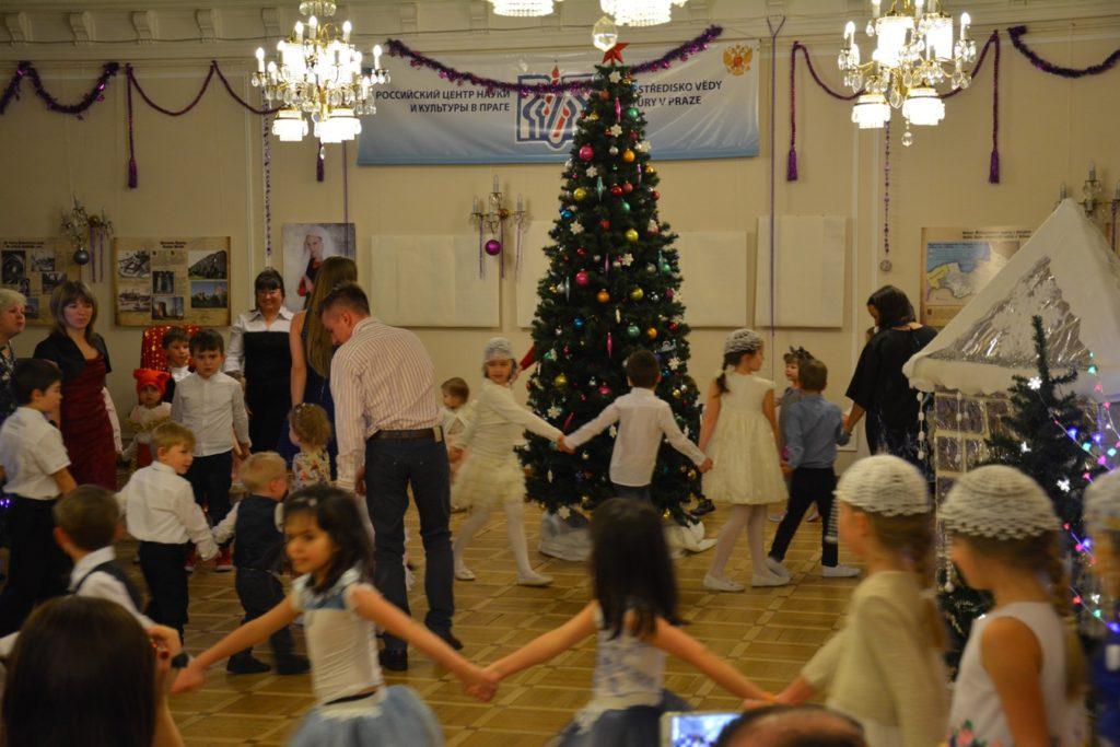 Новогодние подарки из чехии