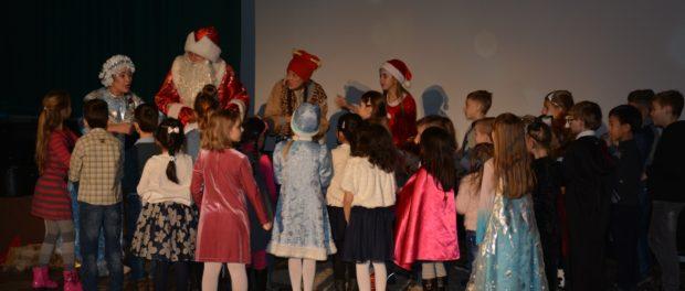 Детский спектакль «Новогоднее приключение» в РЦНК в Праге