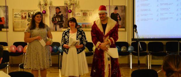 «Старый Новый год» на курсах русского языка РЦНК в Праге