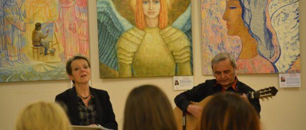 Вечер памяти поэта Александра Галича в РЦНК в Праге