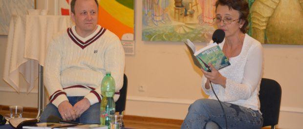 Встреча с писателем Вадимом Федоровым в РЦНК в Праге