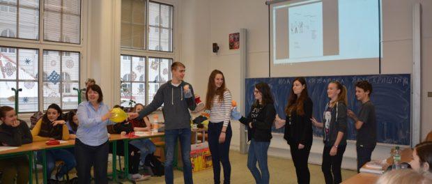 День русского языка в чешских школах города Пльзень