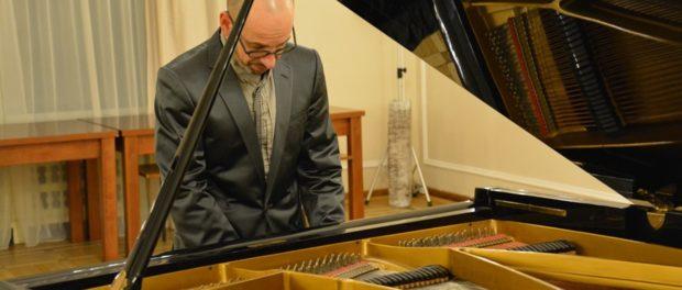 Koncert bulharského klavíristy Georgije Mundrova v RSVK v Praze