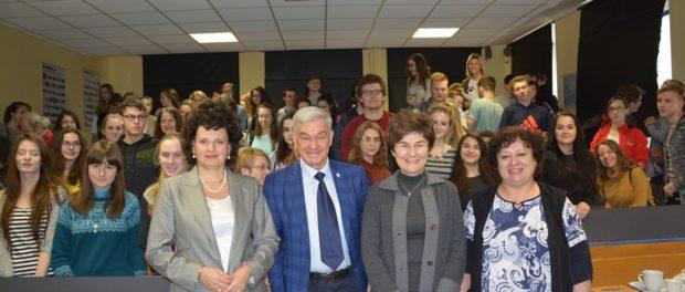 Prezentace ruského vzdělání a činnosti Rossotrudničestva  vJeseníku