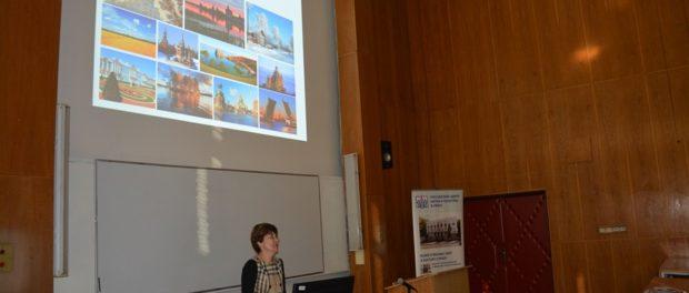 Презентация российского образования в Университете Палацкого в городе Оломоуц
