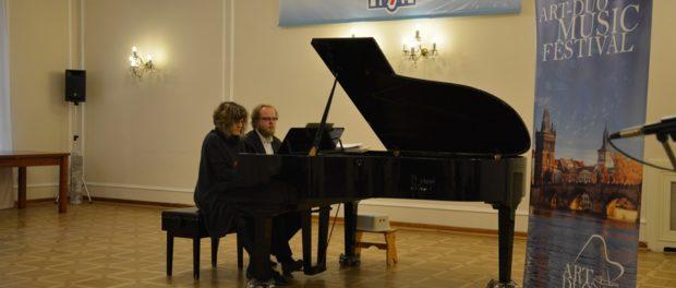 Концерт «Сказочное путешествие» из цикла «Классика детям» в РЦНК в Праге
