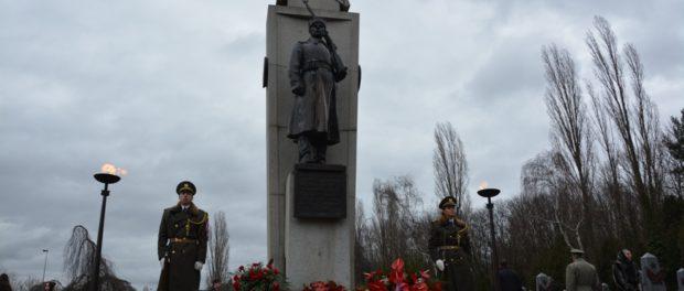 День защитника Отечества отметили в Праге
