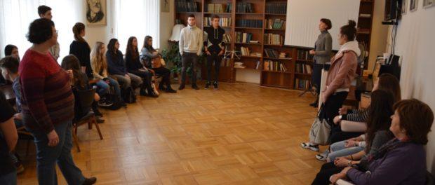 День открытых дверей на курсах русского языка