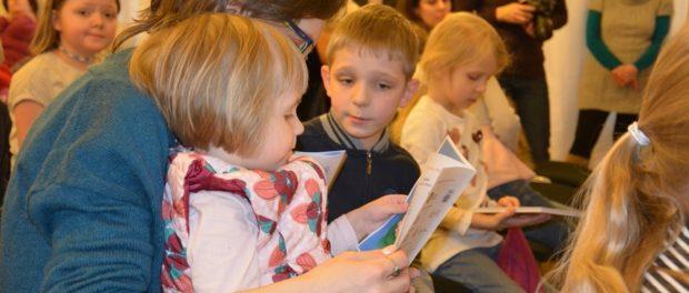 Презентация детской книги «Кляксин и Пятнышкин» в РЦНК в Праге
