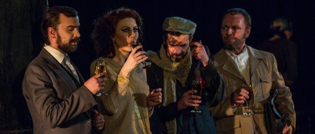 Гастроли пермского театра «У Моста» в Чехии