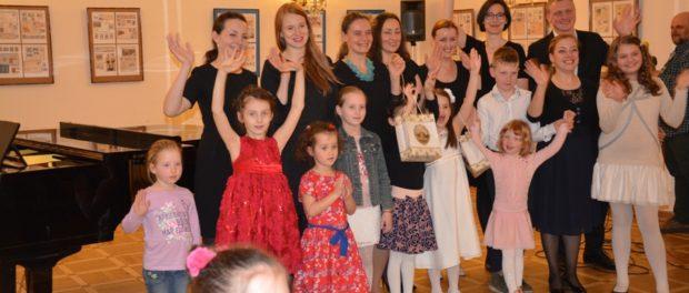 «Весенний концерт» в РЦНК в Праге