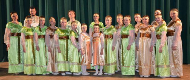 Концерт вокального ансамбля «Лель» из Литвы в РЦНК в Праге