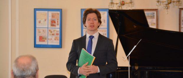 Vzpomínkový večer na skladatele Vladislava Kladnického vRSVK vPraze