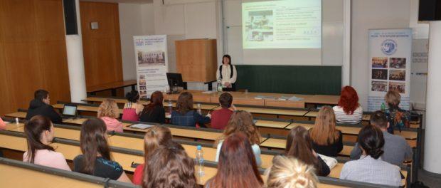 Setkání zaměstnanců RSVK s českými studenty na Univerzitě Hradec Králové