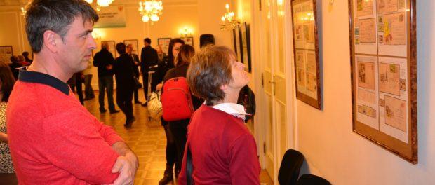 Открытие выставки «Первая женщина-космонавт мира» в РЦНК в Праге