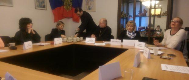 Kulatý stůl krajanů v RSVK v Praze