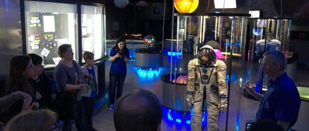 В Праге открывается выставка «Космическая мода»