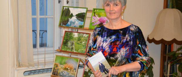 Prezentace knihy ruské spisovatelky Věry Otvaginové vRSVK vPraze