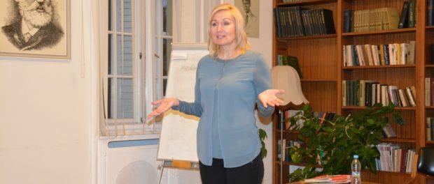Мастер-класс ораторского искусства в РЦНК в Праге