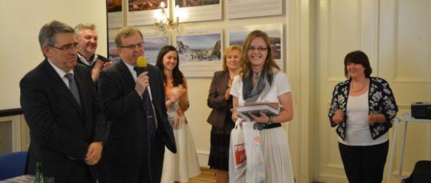 Finále české celostátní olympiády z ruského jazyka v RSVK v Praze