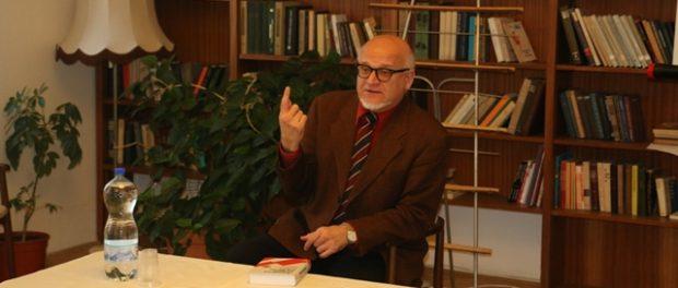 Презентация книги российского историка в РЦНК в Праге