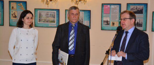 Выставка Калининградского музея «А потом был мир…» открылась в РЦНК в Праге