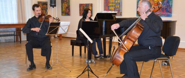 Koncert VIII. mezinárodního hudebního festivalu Eduarda Nápravníka v RSVK v Praze